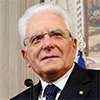 """Mattarella: """"Mio pensiero a Vigili del Fuoco che con esemplare dedizione proteggono i cittadini"""""""